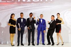 Alessio Picariello, MGT Team, Alex Yoong, Audi TEDA Racing Team, Martin Rump, Champion Racing Team and Tom Kristensen
