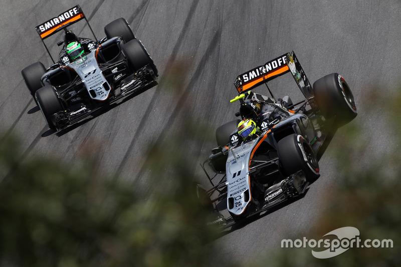 Force India: 18 очков