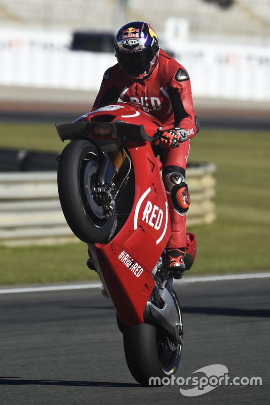 Stefan Bradl, Aprilia Gresini Racing Team