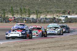 Jose Savino, Savino Sport Ford, Juan Pablo Gianini, JPG Racing Ford, Emiliano Spataro, Trotta Racing Dodge
