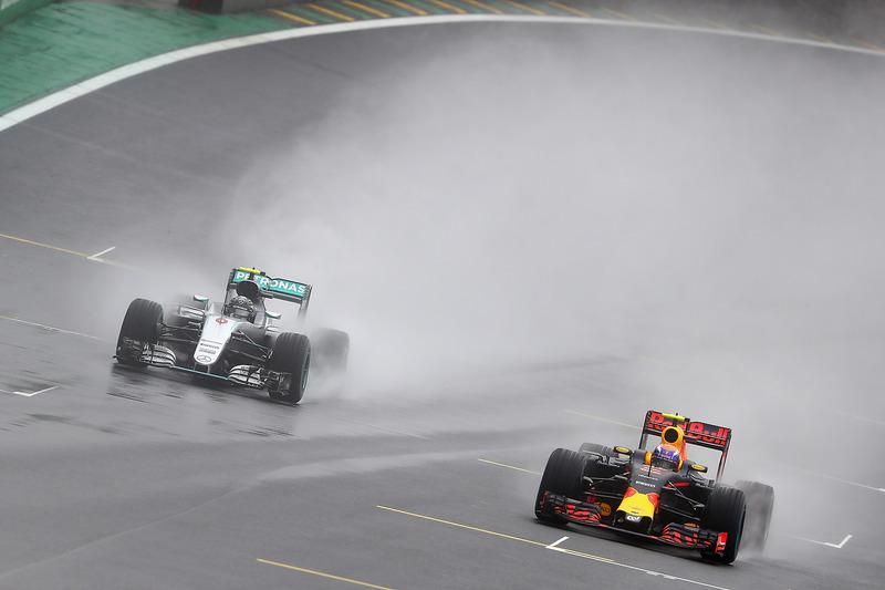 Verstappen e Interlagos - Emoção garantida