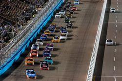 Ripartenza: Kyle Busch, Joe Gibbs Racing Toyota al comando
