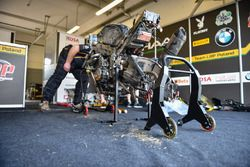 #90 Team LRP Poland, BMW S1000 RR: Markus Reiterberger, Lukas Trautmann, Danny De Boer