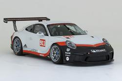 Porsche Carrera Cup Australia: 911 GT3 lansmanı