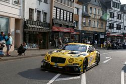 #37 Bentley Team Abt, Bentley Continental GT3: Christopher Brück, Nico Verdonck, Christian Menzel, C