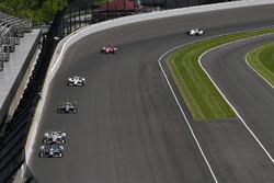 Josef Newgarden, Team Penske Chevrolet, Will Power, Team Penske Chevrolet, Ed Carpenter, Ed Carpente