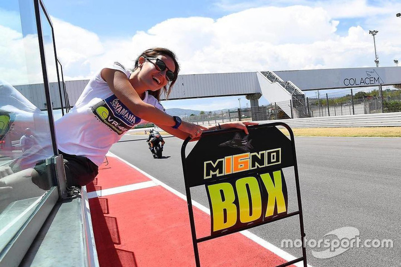 Тренування четвертого Yamaha VR46 Master Camp на трасі Мізано