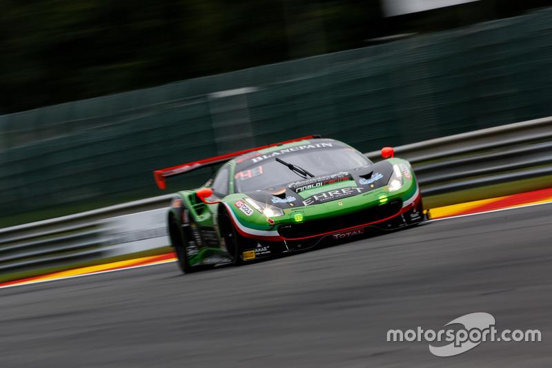 25. #488 Rinaldi Racing, Ferrari 488 GT3