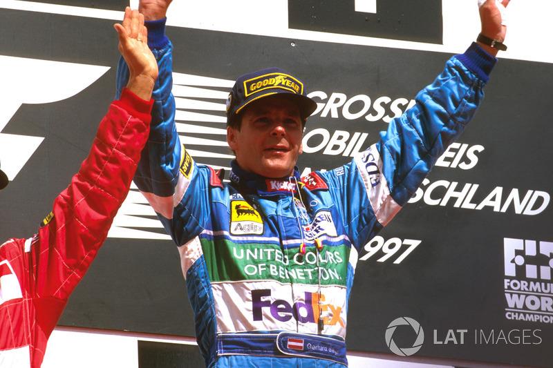 GP de Alemania 1997
