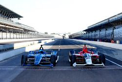 2018 Chevrolet and Honda IndyCar