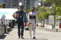 Себастьен Буэми, Renault e.Dams, и Хосе Мария Лопес, DS Virgin Racing