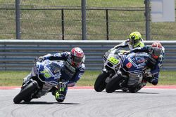 Loris Baz, Avintia Racing, Hector Barbera, Avintia Racing, Alvaro Bautista, Aspar Racing Team