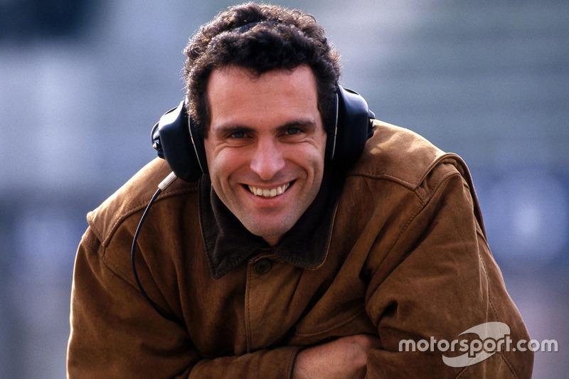 ローランド・ラッツェンバーガー(1994年パシフィックGP:予選26番手/決勝11位)