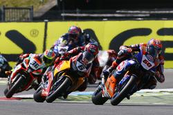 Michael van der Mark, Pata Yamaha, Stefan Bradl, Honda World Superbike Team