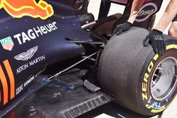 Red Bull RB13: Heck
