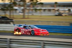 #03 TA Chevrolet Corvette, Jim McAleese, McAleese and Associates
