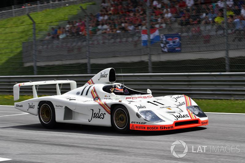 Neel Jani, Porsche 936