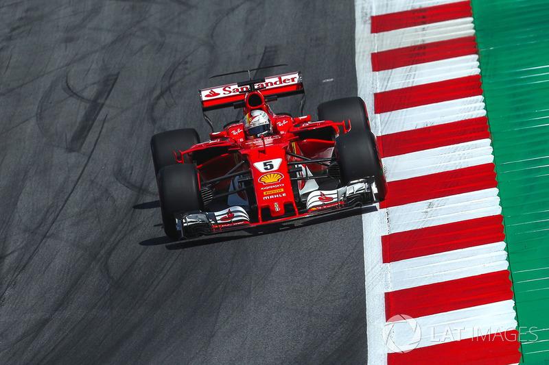 #4: Sebastian Vettel (47 Pole-Positions)