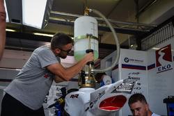 #52 EKO IVRacing BMW CSEU, BMW: Julian Mayer, Karel Hanika, Martin Choy