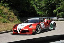 Marco Gramenzi, AB Motorsport, Alfa Romeo MGAR001