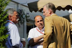 Chase Carey, Chairman, Formula One, Sean Bratches, Managing Director delle Operazioni Commerciali, Formula One Group