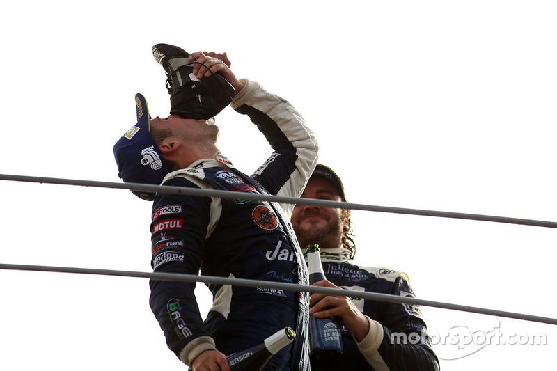 Podium LMP3 : #19 M.Racing - YMR, Norma M 30 – Nissan: Ricky Capo