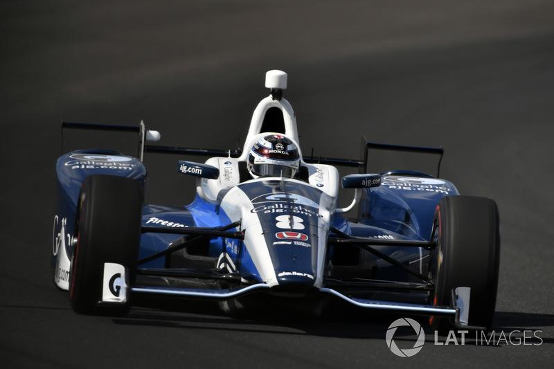 15: Макс Чилтон, Chip Ganassi Racing Teams Honda
