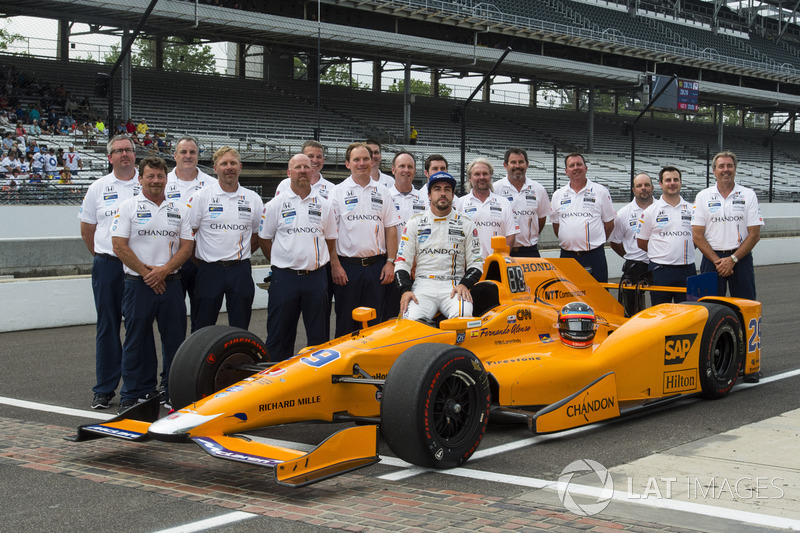 Isso deu a Alonso o quinto lugar no grid.