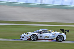 #11 Wide World of Cars Ferrari 488 Challenge: Peter Ludwig