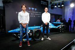 Nicolas Prost and Sebastien Buemi, Renault eDAMS