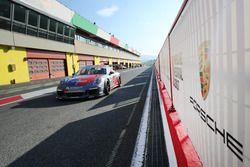 Gianmarco Quaresmini, Dinamic Motorsport in pit lane