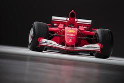 De Ferrari F2001 van Michael Schumacher
