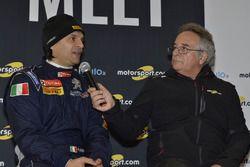 Paolo Andreucci e Franco Nugnes, Direttore Motorsport.com