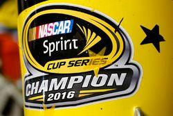 2016 NASCAR Sprint Cup signage