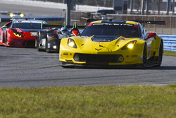 №4 Corvette Racing Chevrolet Corvette C7.R: Оливер Гэвин, Томми Милнер, Марсель Фесслер