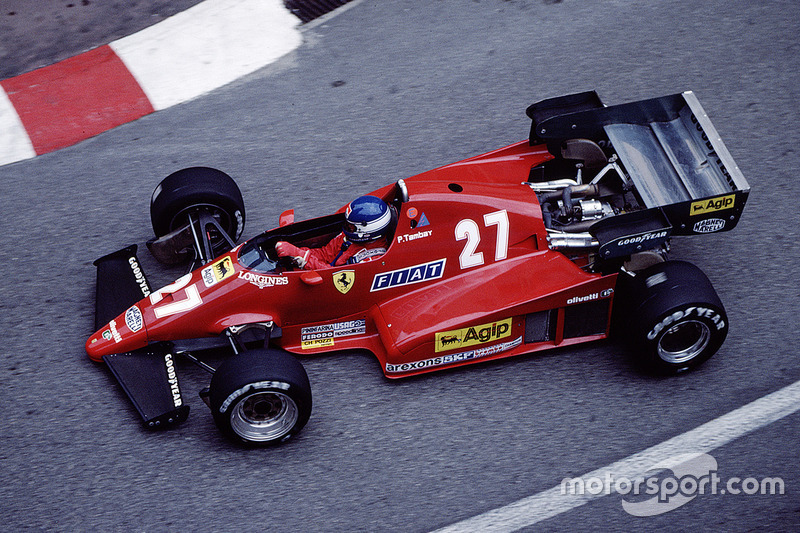 1983 : Ferrari 126C2B