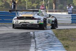 #28 Alegra Motorsports Porsche 911 GT3 R: Daniel Morad, Spencer Pumpelly, Carlos de Quesada