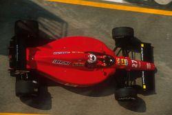 Alain Prost, Ferrari 642