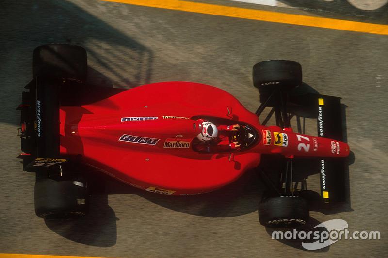 1991年:フェラーリ642