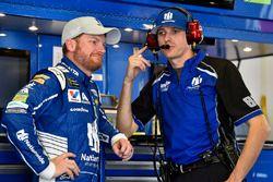 Dale Earnhardt Jr., Hendrick Motorsports Chevrolet, Greg Ives