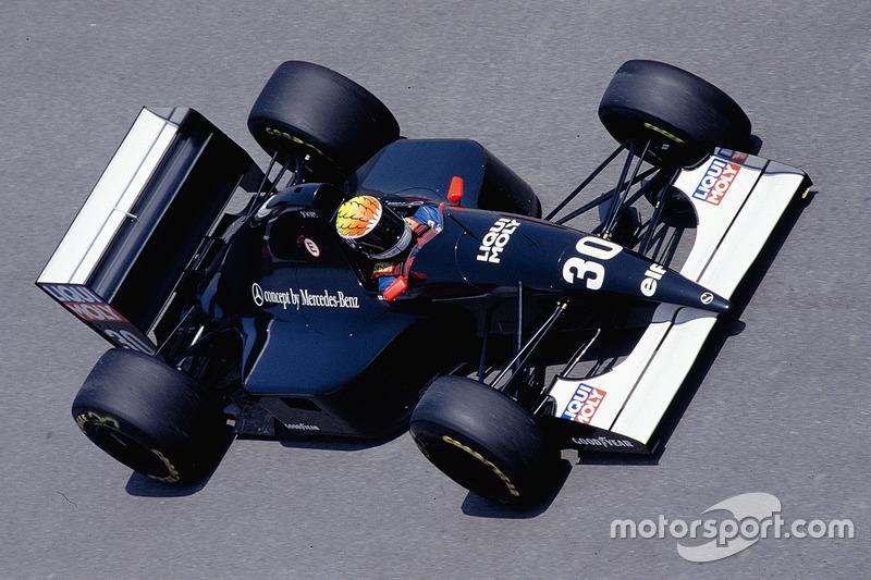 1993: Sauber-Ilmor C12