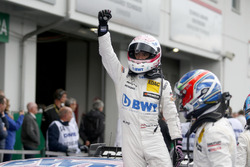 Winnaar Lucas Auer, Mercedes-AMG Team HWA, Mercedes-AMG C63 DTM