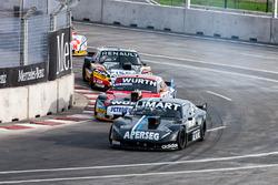 Esteban Gini, Alifraco Sport Chevrolet, Juan Martin Trucco, JMT Motorsport Dodge, Emiliano Spataro, Renault Sport Torino