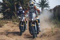 Matthias Walkner, Red Bull KTM Factory Racing , Toby Price, Red Bull KTM Factory Racing