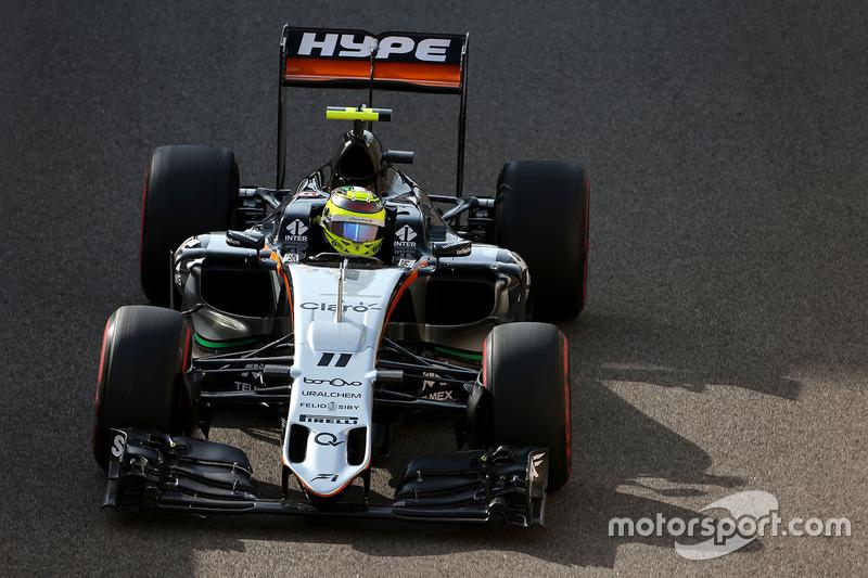 2016 : Force India VJM09