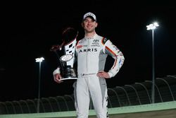 Campeón 2016 Daniel Suarez, Joe Gibbs Racing Toyota