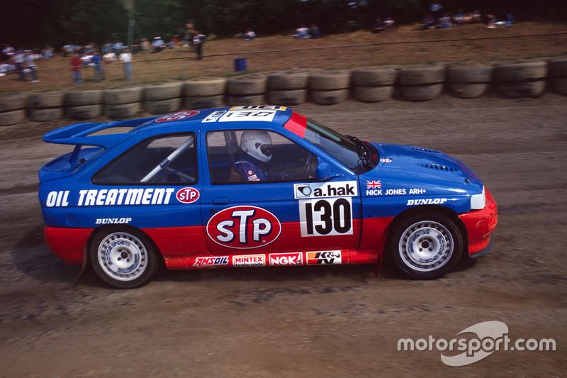 Nick Jones, Ford Escort Cosworth Group N