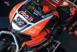 La moto de Marco Melandri, Aruba.it Racing - Ducati
