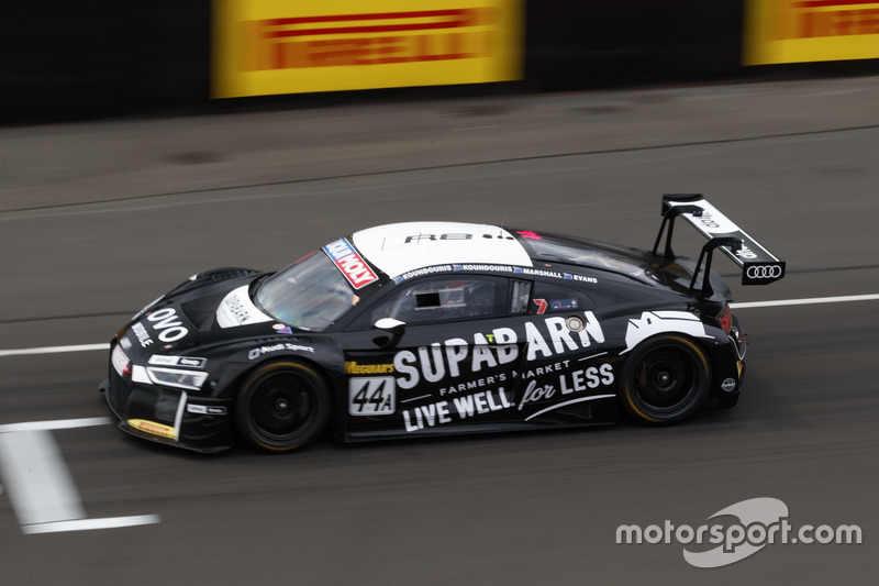 11. #44 Supabarn, Audi R8 LMS