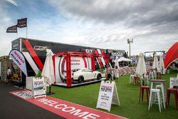 Nissan Motorsport fans area